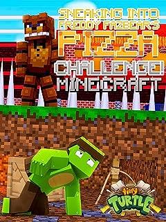 Clip: Tiny Turtle - Sneaking Into Freddy Fazbear's Pizza Minecraft Challenge