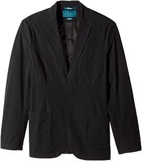 Men's Big Tall Fit Solid Tech Stretch Jacket