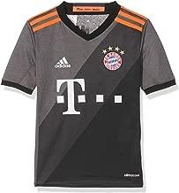 adidas 2016-2017 Bayern Munich Away Football Soccer T-Shirt Jersey (Kids)