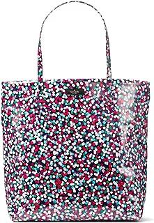 Kate Spade Daycation Bon Shopper Tote Dance Party Dot Shoulder Handbag