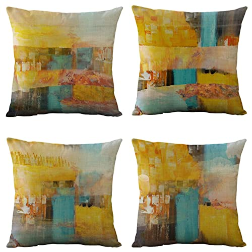 Luxury Microfibre Social Media Cushion Covers Decorative Pillow Cover 18 x 18