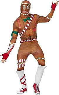 Spirit Halloween Adult Merry Marauder Fortnite Costume   Officially Licensed