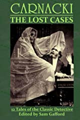 CARNACKI: The Lost Cases Kindle Edition