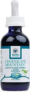 Best Nest Liquid Iron Supplement Drops | Natural Chocolate Flavor, for Adults & Children, 15 mg per Serving, 4 Oz, 4 Month Supply, Best Nest Wellness