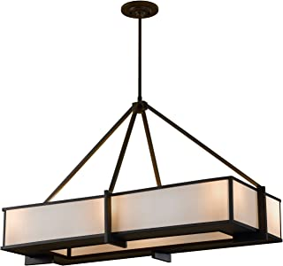Best mission style dining room light fixtures Reviews