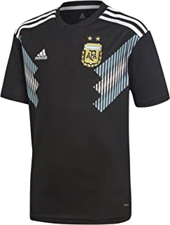 adidas Youth Soccer Argentina Away Jersey