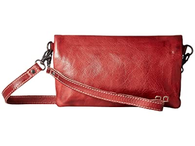 Bed Stu Cadence (Red Rustic) Bags