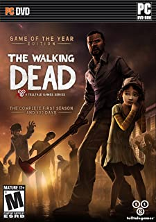 The Walking Dead Game of the Year - PC