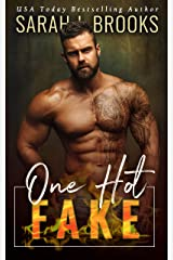 One Hot Fake: An Accidental Fake Marriage Romance (Love on Fire) Kindle Edition