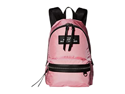 Marc Jacobs Medium Backpack (Powder Pink) Backpack Bags