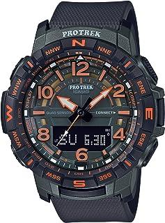 [カシオ] 腕時計 プロトレック クライマーライン スマートフォンリンク PRT-B50FE-3JR メンズ