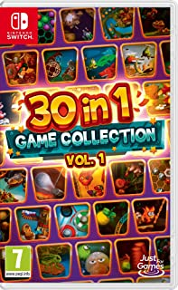 30 In 1 Game Collection Vol 1 (Nintendo Switch)