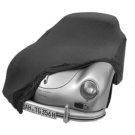 Excolo Soft Indoor Car Cover 5 10m Lang Stretch Schutzhaube Ganzgarage Auto Schutzdecke Auto