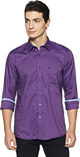 Allen Solly Purple Shirt