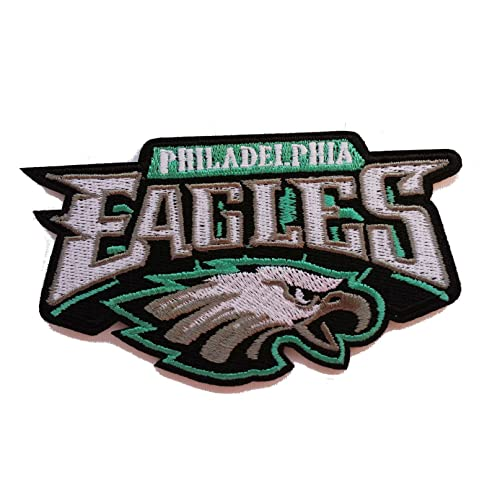 sale retailer 9542e 6afaa Philadelphia Eagles Patch: Amazon.com