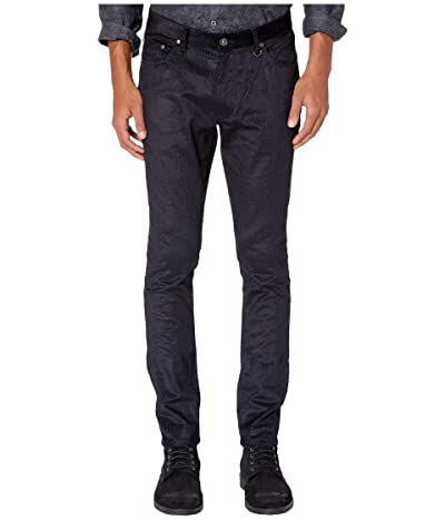 John Varvatos Collection Chelsea Fit Jeans with Zip Fly Closure in Navy J295V3 (Navy) Men