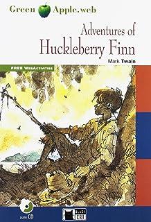 Green Apple: Adventures of Huckleberry Finn + audio CD + App