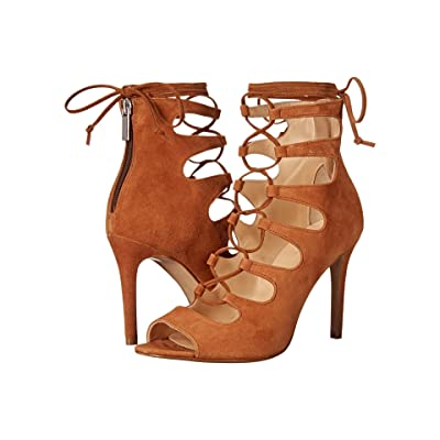 Summit by White Mountain Maeve (Cognac Suede) High Heels