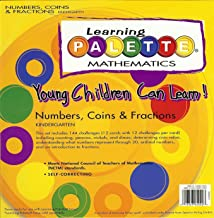 Young Children Can Learn! Numbers, Coins, & Fractions: Kindergarten