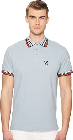 Versace Jeans - Graphic Edge Polo