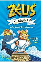 Zeus el Grande#1. La búsqueda del piojo de oro (Spanish Edition) Kindle Edition