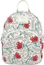 little mermaid backpack purse