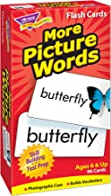 TREND enterprises, Inc. More Picture Words Skill Drill Flash Cards