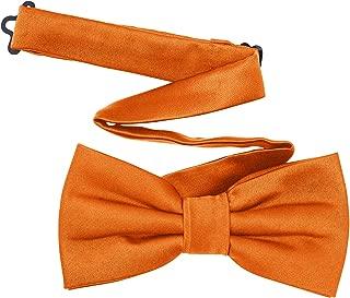 Men's Pre-Tied Satin Formal Tuxedo Bowtie Adjustable...
