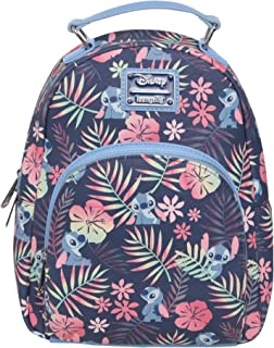Loungefly Disney Tropical Lilo and Stitch Mini Backpack