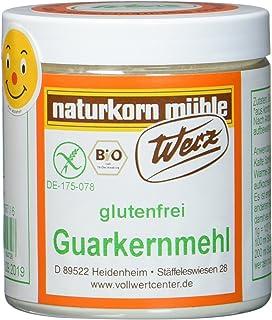 Werz Guarkernmehl glutenfrei 1 x 100 g Dose - Bio