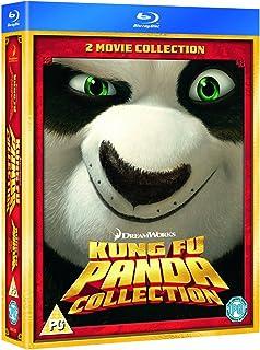 Kung Fu Panda Collection   Blu-ray   Part 1 English   Part 2 Arabic & English