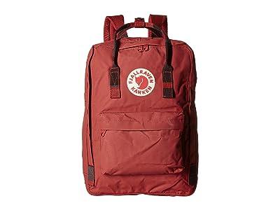 Fjallraven Kanken 15 (Deep Red/Random Blocked) Backpack Bags