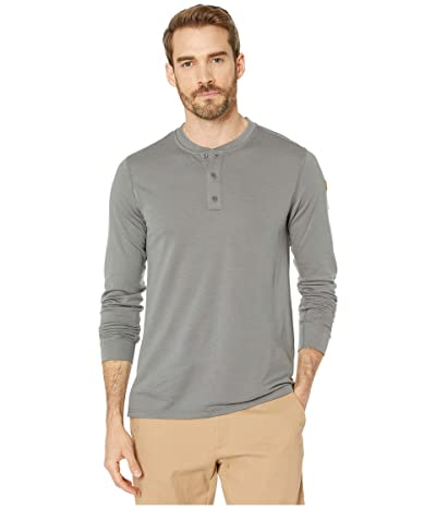 Fjallraven Singi Merino Henley (Grey) Men