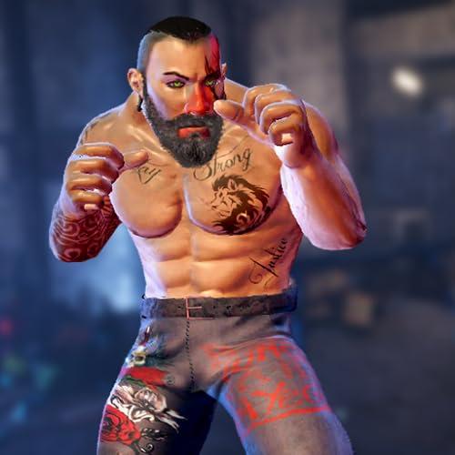 GTA - Street Fighter Mafia