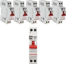 Dispositif de parafoudre relais de protection contre les surtensions et les sous-tensions 2P63A reconnexion automatique 230V r/églable Produits de tr/ès bonne qualit/é pas un tas dordures