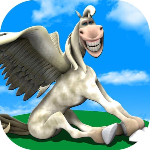 Pegaso el caballo de los Dioses