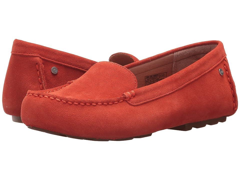 UGG Milana (Red Orange) Women