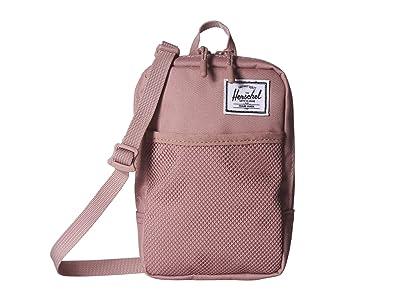 Herschel Supply Co. Sinclair Large (Ash Rose) Cross Body Handbags