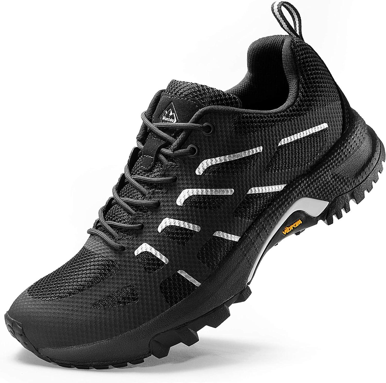 Wantdo trend rank Women's Trail Running free Hiking Lightweight Shoes Runn