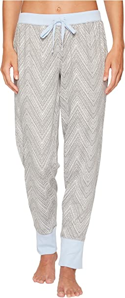 Jockey - Chevron Printed Jogger Pants