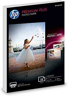 Hp Photo Paper | Glossy | 4x6 | 25 Sheets