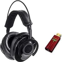 AudioQuest - Nighthawk Carbon Headphones & Dragonfly Red Bundle