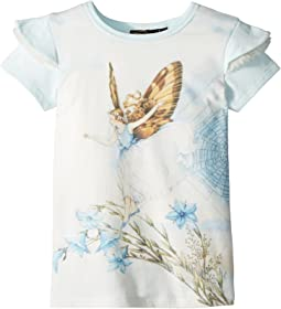 Rock Your Baby - Fairy Short Sleeve Tee (Toddler/Little Kids/Big Kids)