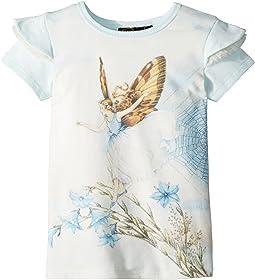 Fairy Short Sleeve Tee (Toddler/Little Kids/Big Kids)