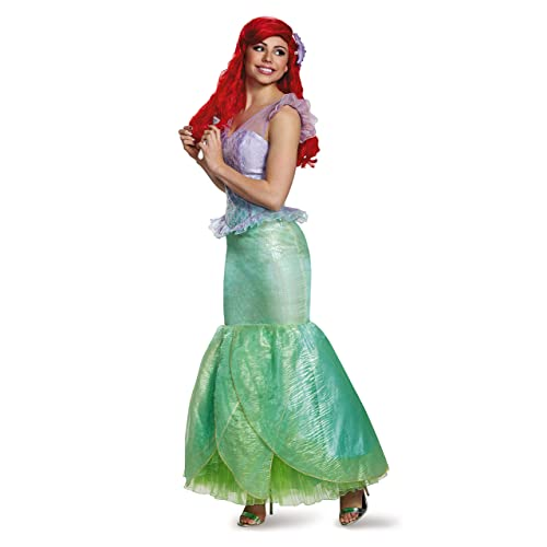 7b24eeb80f5a5 Women's Ariel Costume: Amazon.com