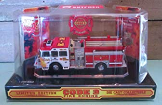 Code 3 - Limited Editions - Sutphen - FIRE Truck