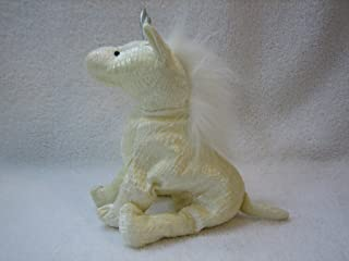 "Russ Berrie ""ARIEL' Unicorn 7"" Bean Bag Plush"