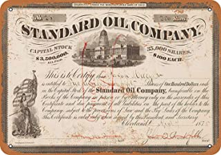 Best standard oil company stock certificate Reviews