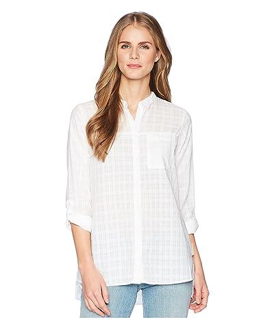 ExOfficio BugsAway(r) Collette Long Sleeve Shirt (White) Women