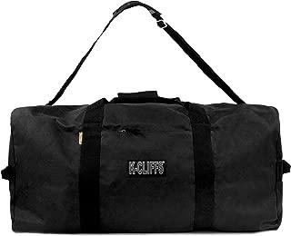 Heavy Duty Cargo Duffel Large 42 Inch Sport Gear Drum Set Equipment Hardware Travel Bag Rooftop Roofbag Rack Bag 42 Inch Black Traveling Bags